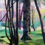 œuvres d'Olivier Morel - Série des Forêts