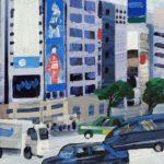 Olivier Morel, Japon, peinture, Kirin