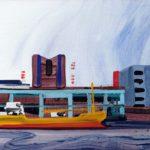 Olivier Morel, Japon, peinture, Sumida 3