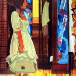 Olivier Morel, Japon, peinture, Distributeurs