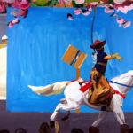 Olivier Morel, Peinture-cible, artiste, Japon