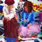 Olivier Morel, Japon, peinture, Ubric