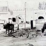 Olivier Morel, 1001 nuits, pointe sèche sur cuivre
