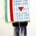 Uniformes, Olivier Morel - Uniforme 26, craies Conté / papier, 120 x 80 cm, 2011