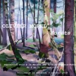 Expositions : Olivier Morel - Exposition Forêts