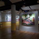 Olivier Morel, forêts, Maison des arts du Plessis-Robinson