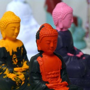 olivier morel, 1001 nuits, 10000 bouddhas