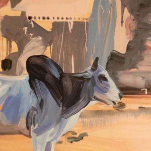 olivier morel, 1001 nuits, peintures